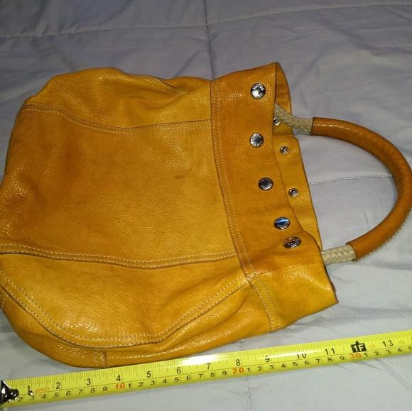 a7a8b41066298 Prada bag golden camel color